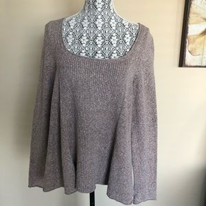 Free People Tunic Style Sweater
